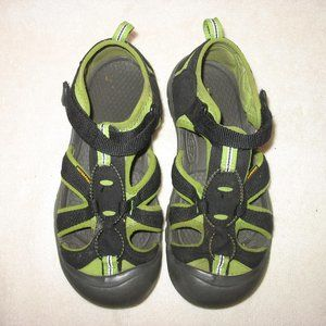 KEEN H20 STRAPPY BEACH WATER SPORT SANDALS Sz 5